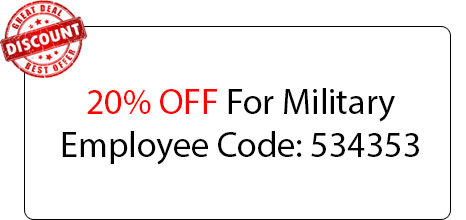 Military Employee 20% OFF - Locksmith at Buffalo Grove, IL - Buffalo Grove Il Locksmith